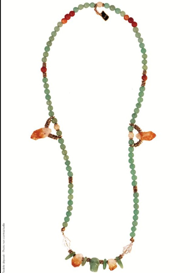 Shaman Aventurine Necklace