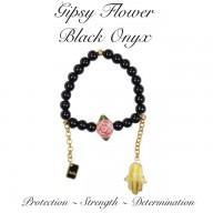 GIPSY FLOWER - BLACK