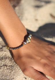 Bracelet CONSTELLATION SCORPIO  - GREEN