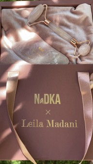COFFRET COLLABORATION NADKA X LEILA MADANI