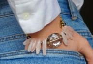 Bracelet CHIKI pink quartz