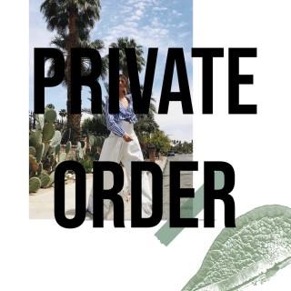 PRVATE ORDER
