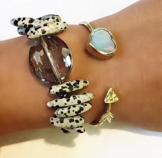 Bracelet CHIKI VIRGO SILVER